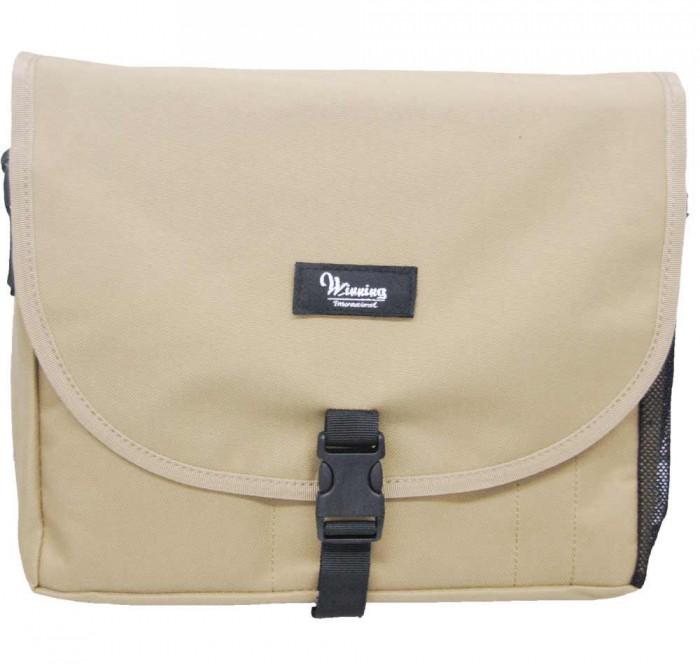 Essny Unisex Multi-Purpose Adjustable Sling Bag (Small/Large)