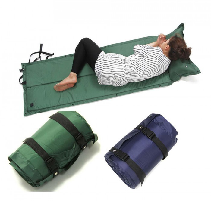 Self Inflatable Air Bed Sleeping Mattress