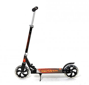 COOL Scooter (Black-Out Edition)