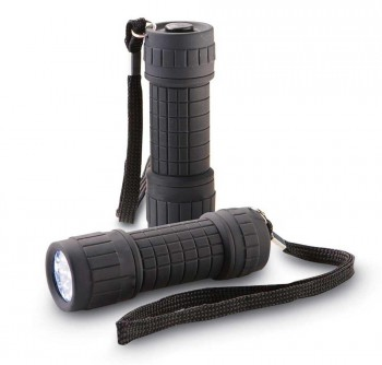 9 LED 3AAA Flashlight