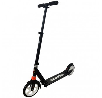 Platinum Black Kick Scooter