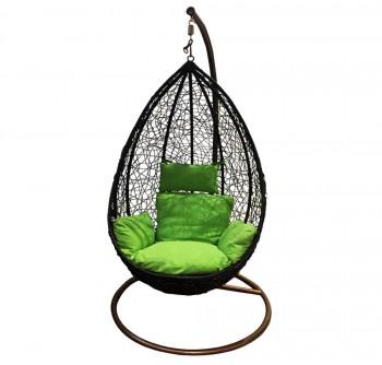 Deluxe Tear-drop Cocoon Swing Chair