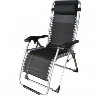 (PRE-ORDER Est. Arrival May) Premium Foldable Recliner Relax Chair