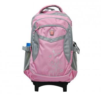 "Aoking 19"" Travel Trolley Backpack"