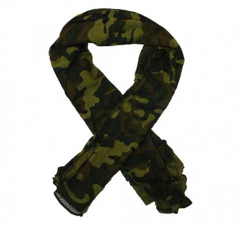 Tactical Camouflage Scarf