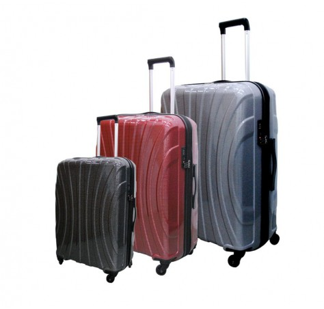Vossler 4 Wheels Expandable Spinner TSA