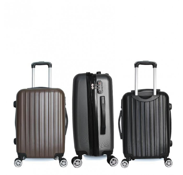 ★WINNING LUGGAGE★ AMBER SERIES LATEST TSA LOCK AND EXPANDABLE SERIES
