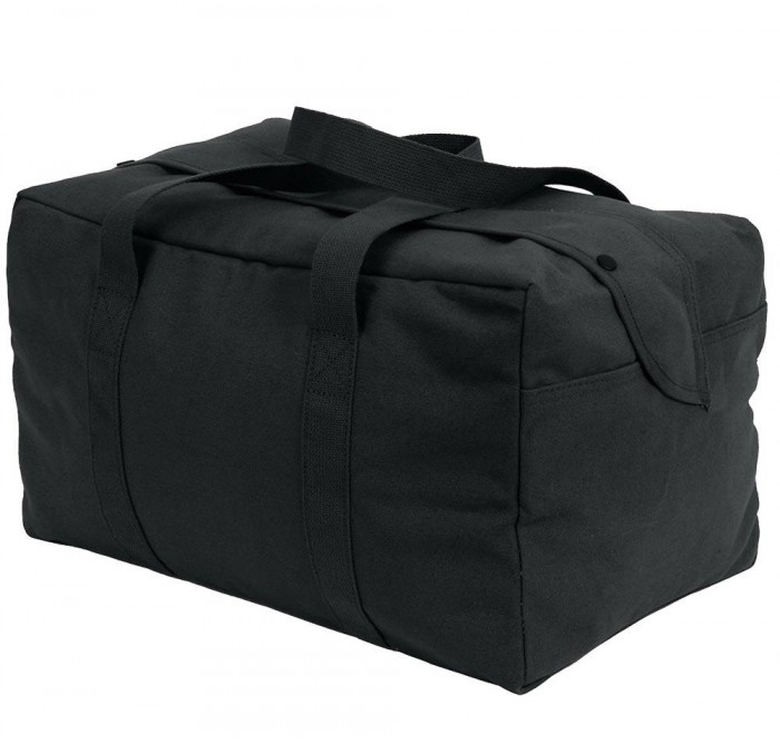 Foldable Heavy Duty Cargo Duffel Bag