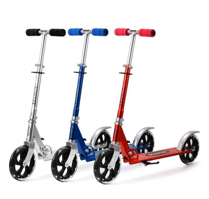Slim-COOL Scooter
