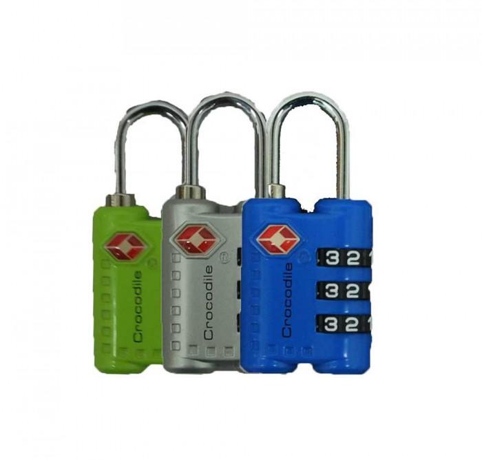 Crocodile TSA Luggage Lock (3-Digits)