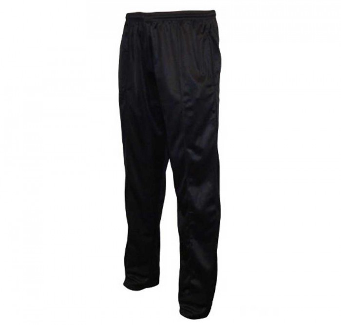 Plain Black Jogger Track Pants (Unisex)