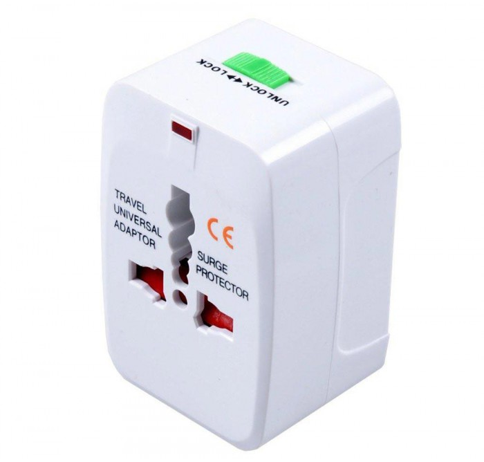 Universal World Travel Adaptor