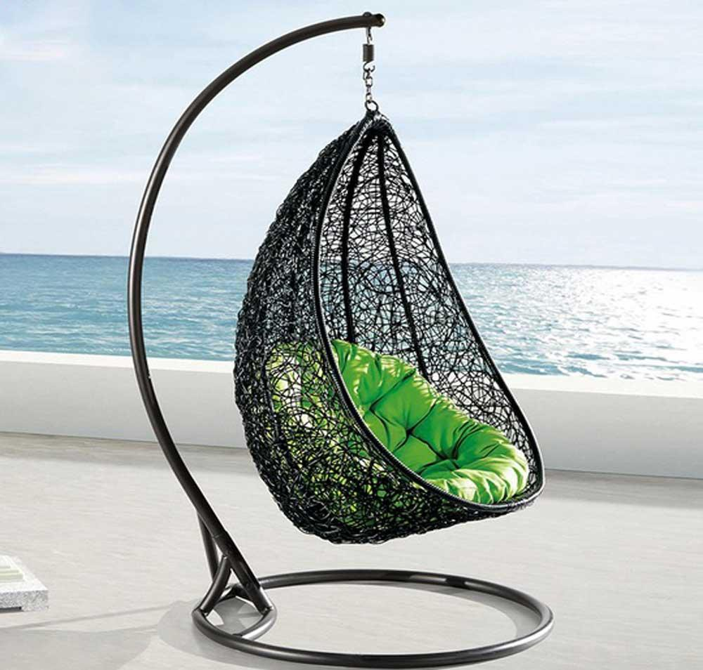 Deluxe Tear-drop Cocoon Swing Chair
