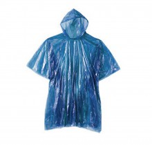 Emergency Rain Poncho (Unisex)