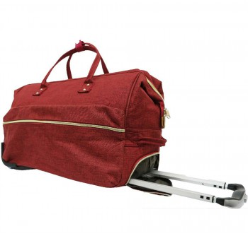 D.O.C Cabin Trolley Bag