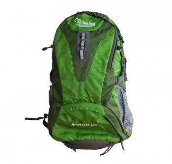 Winning Adventure Outdoor 50L Travel Backpack (Internal Frame) #1060
