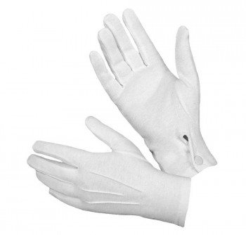 Nylon Marching Gloves