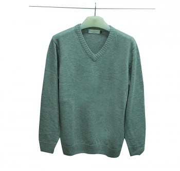 Hunter V-Neck Winter Sweater (Unisex)