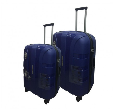 Heavy Duty ABS + Polypropylene Hard Case Luggage