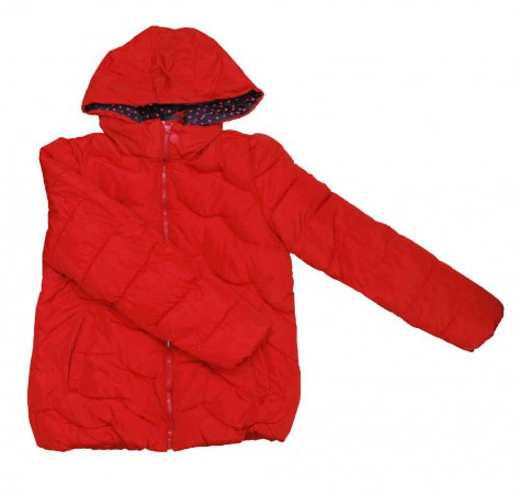 Ladies Heat-Up Padded Jacket