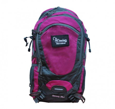 Winning Adventure Outdoor 38L Travel Backpack (#15018)