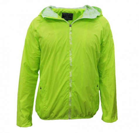 Light Weight Hooded Windbreaker Jacket (Ladies)
