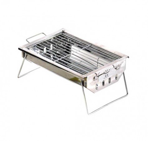 Stainless Steel Barbeque Grill (Small)