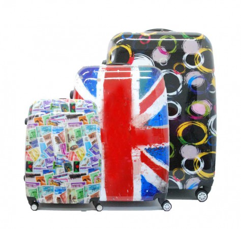 Limited Edition Traveller's Luggage