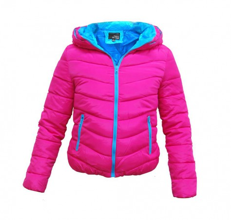 Lauret Padded Jacket with Scarf (Ladies)