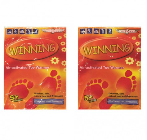 Toe Warmer (5 Pairs)