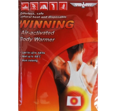 Body Warmer - Pack of 6