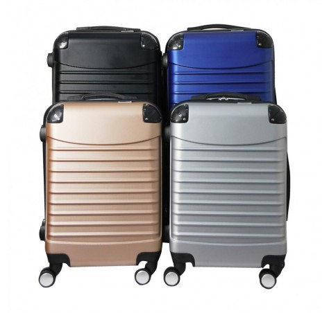 Travis Series ABS expandable luggage 8-wheel Spinner