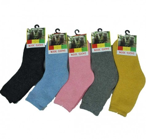 Winter Wool Socks (#88131)